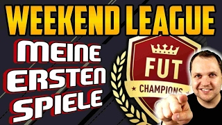 FUT 17 CHAMPIONS - Mein erstes Mal | WEEKEND LEAGUE!! - Lets Play #20