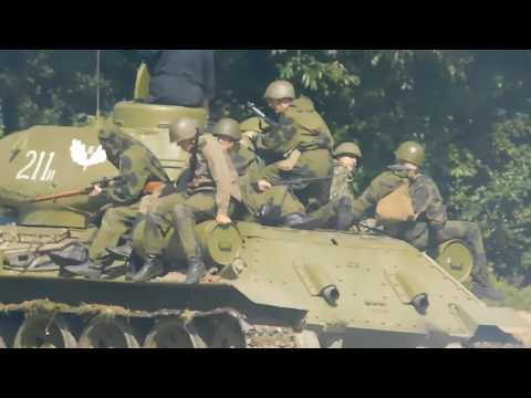 Military Odyssey Soviet Battle 2019   284th Rifle Division