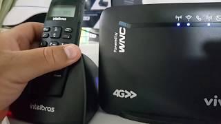Box 4g Roteador Wireless Wi Fi Internet 2g 3g 4g c Chip Celular c Entrada P Telefone Fixo WLD71 t5