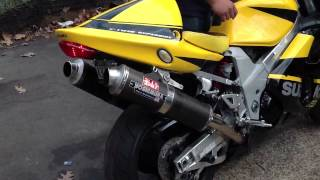TL1000R With Yoshimura Exhaust