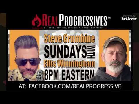Corbyn, The American Progressive Movement and MMT Real Hope vs Chaos with Ellis Winningham
