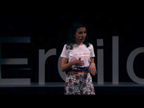 The Future Roma Theatre   Mihaela Dragan   TEDxEroilor