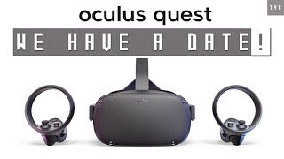 OCULUS QUEST Release Date!! Are you gonna Wait?