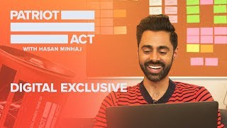 Hasan Reads The Comments Part 2 | Patriot Act with Hasan Minhaj | Netflix