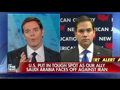 Rubio: Obama obsessed with undermining the Second Amendment