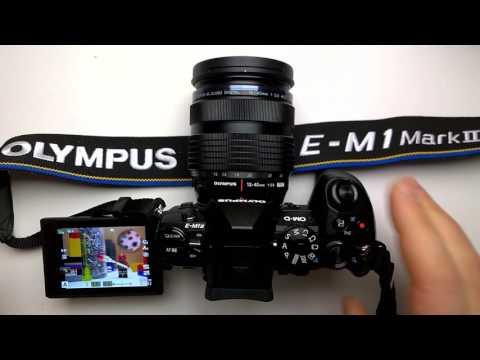 Даёшь 50МП! Olympus OM-D E-M1 Mark II в режиме Супер-HD (High Res Shot)