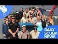 Daily Scuba News - Scuba Divers Kill 47,000 Crown Of Thorns Starfish