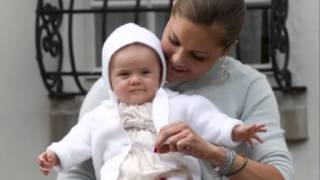 Happy 1st Birthday to Princess Estelle of Sweden♥