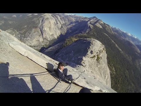 Half Dome (Cables Down)