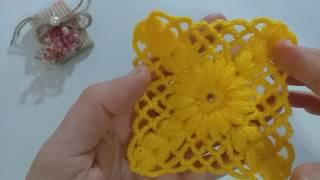 en kolay motif/başak modeli/crochet/örgü modelleri