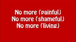 No more- J Moss (lyrics)