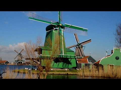 Travel in Amsterdam Netherlands Holland |  Documentary full movie | docufeel.com