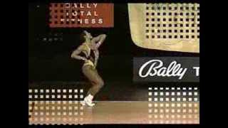 happy dance power system showing the sports aerobics 15 years ago