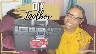 WHAT'S IN MY TOOLBOX | DOLLAR TREE SHOPPING HAUL