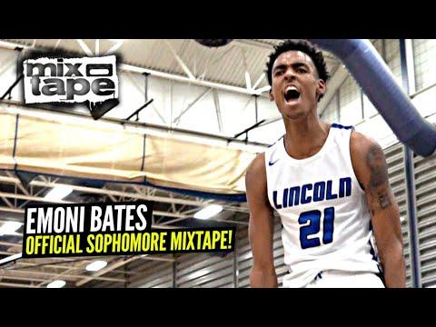 Emoni Bates Official Sophomore Year Mixtape The Best