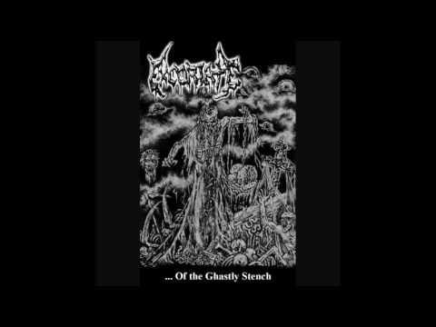 EXCORIATE - Teofisto / Oh! Peaceful Derketa (Death doom, old school, Chile)