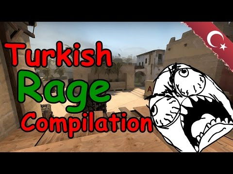 CS:GO | Turkish Rage Compilation