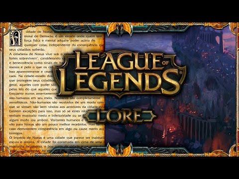 League of Legends Lore - Noxus