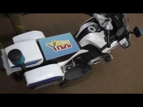 электромотоцикл BMW R1200RT-P Police 12V