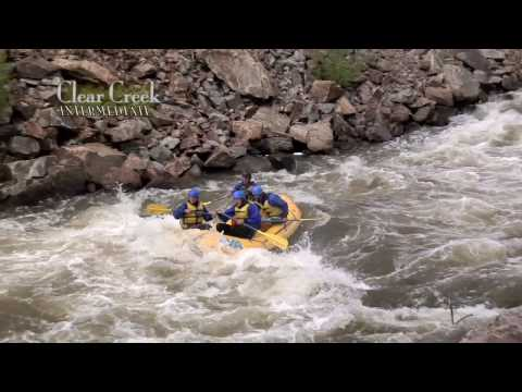 Colorado Rafting on Clear Creek in Idaho Springs with AVA