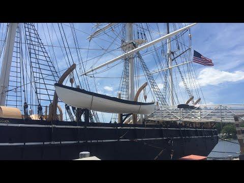 Mystic Seaport Largest Maritime Museum