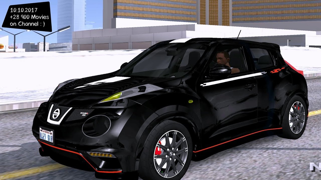2014 nissan juke nismo rs grand theft auto v vi future. Black Bedroom Furniture Sets. Home Design Ideas