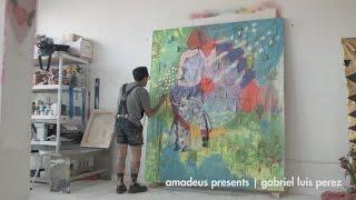 amadeus presents   Gabriel Luis Perez   artist profile