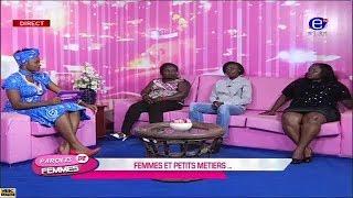 PAROLES DE FEMMES (LES FEMMES ET LES PETITS MÉTIERS) EQUINOXE TV DU   Mardi 08 Mai 2018