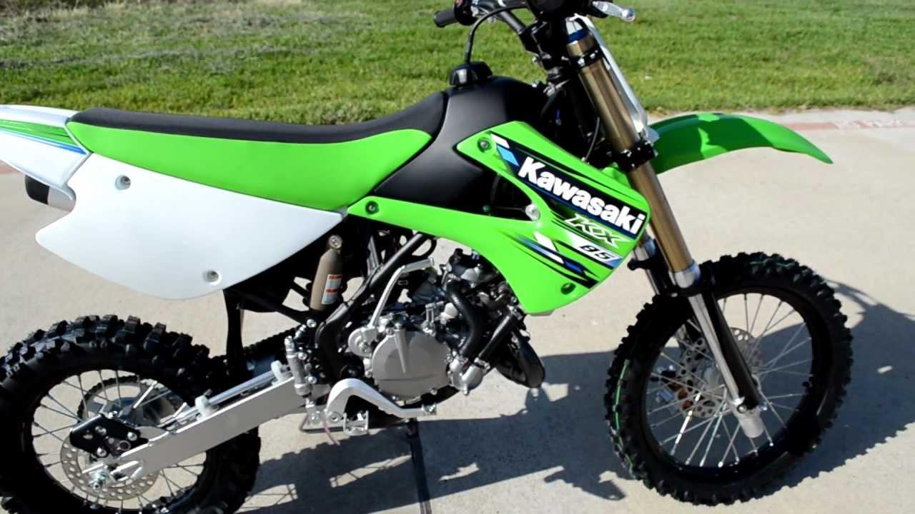 On Sale Now 2999 2013 Kawasaki Kx85 Motorcross Bike At Mainland