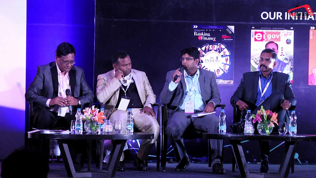 Panel Discussion - How Tech-Driven NBFCs are Reinventing the