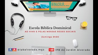 EBD - NOSSA FÉ: O Cristão e o Trabalho - Aula 14 - Dc. Joaquim
