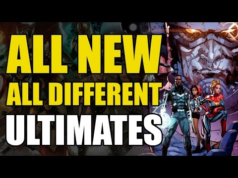 Marvel Comics: All New All Different Ultimates Explained