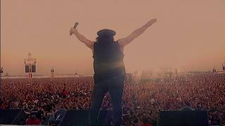 AC/DC Thunderstruck Live Toronto 2003 (HD)