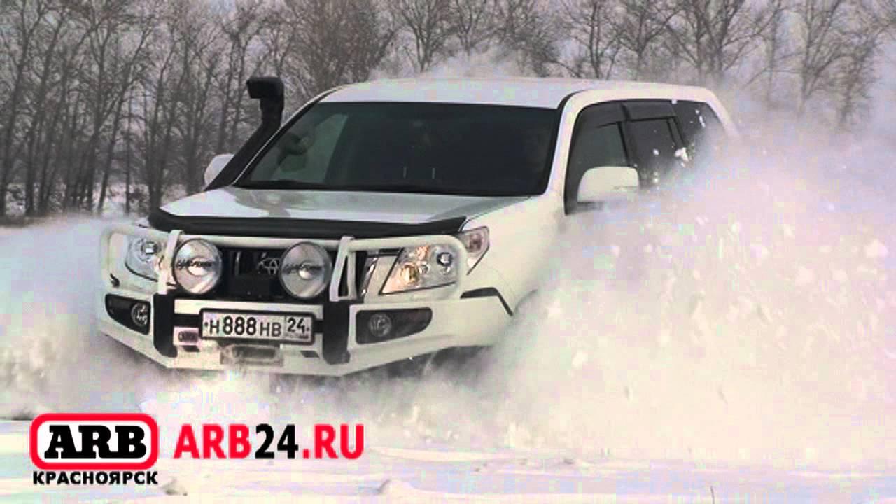 ARB24 Prado 150 and Ford Ranger ARB