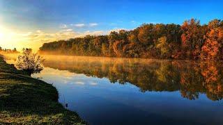 Рыбалка на фидер осенью   или   ловля в Английском стиле.
