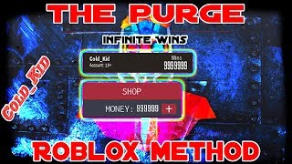 ROBLOX METHOD | The Purge Win method| Simple, easy to use (Script Exe req)