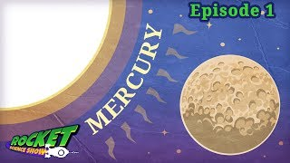 Angry Birds - Rocket Science Show | Mercury Ep1