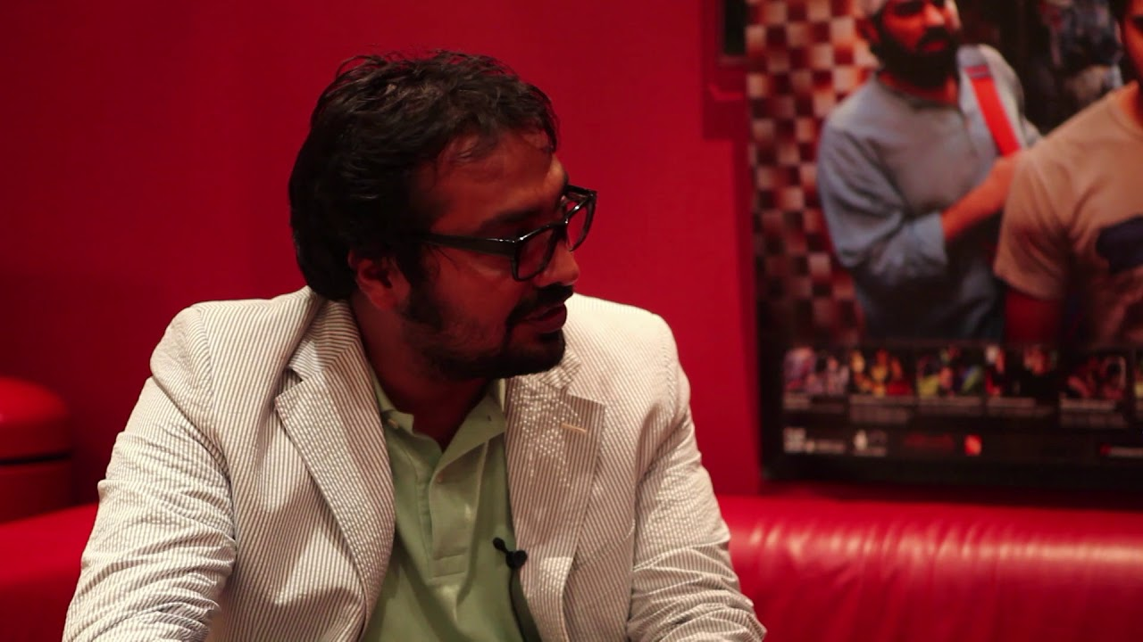 Download Anurag Kashyap gets candid | uk premiere 'That Girl In Yellow Boots': LIFF 2011