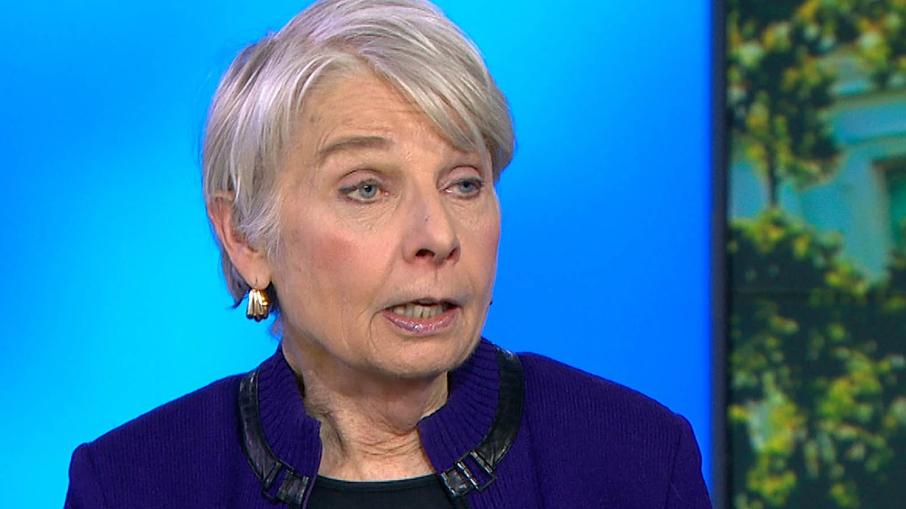 Eleanor Clift talks about Trump's administration - YouTube
