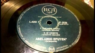Mi Arroyo ABELARDO EPUYEN Original Vinilo