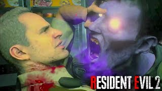 Resident Evil 2 - Sheriff Daniel  | No Way Out | Review & Speedrun