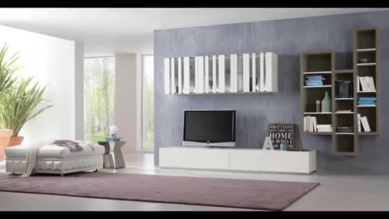 Revi legno arredare living moderni spar youtube for Immagini living moderni