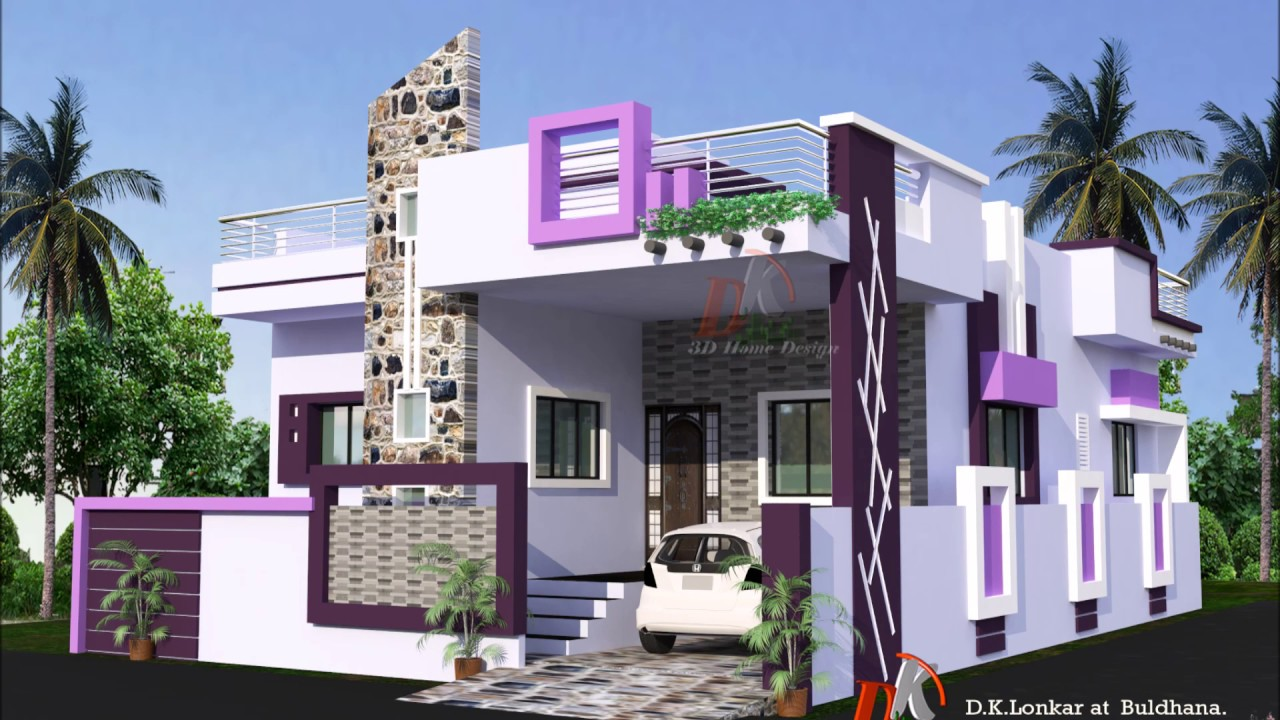 Best Colour Combination For House Exterior Youtube