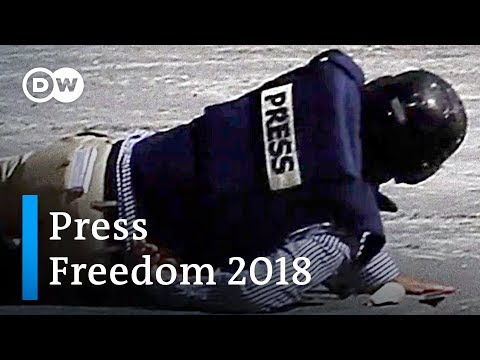 The Deadliest Year For Journalists: 2018 Press Freedom Index | DW News