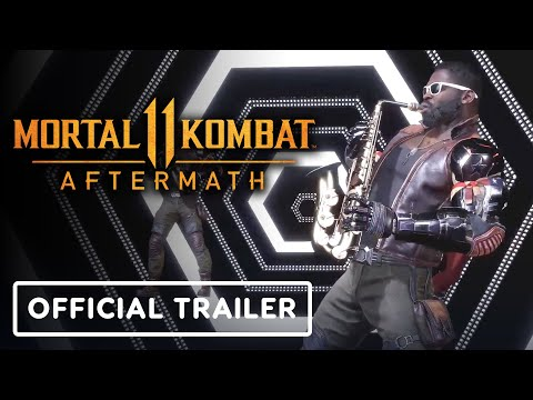 Mortal Kombat 11: Aftermath - Official Friendships Trailer