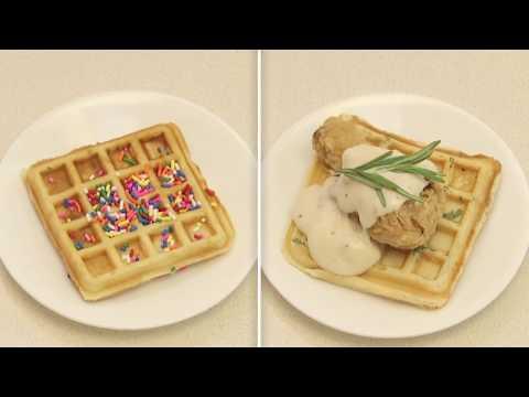 Chef'sChoice WafflePro Model 854