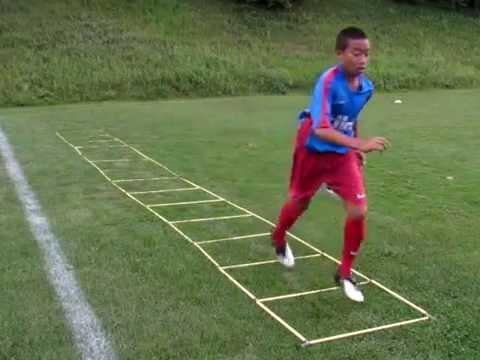 Fussballtraining Laufleiter 24 Laufschule Koordination