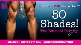 50 Shades! The Musical Parody TVC