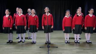 Give us a chance - Sarah in the City of Moon Theme Song By: Dar Al-Tifel Al-Arabi School