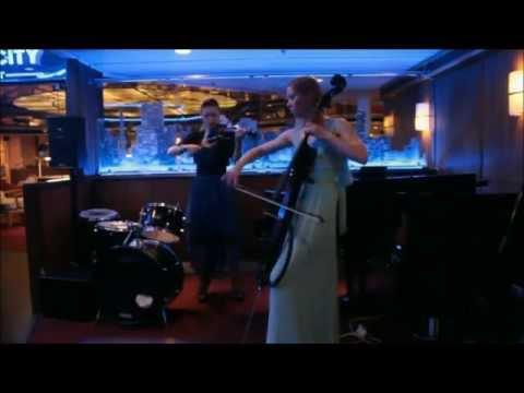 Duo violin cello. Besame mucho. EliteDuoREVOLUTION